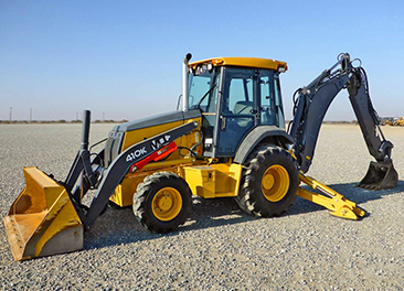 New Construction Equipment Loan